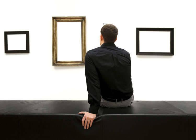 Popular art works in Japan