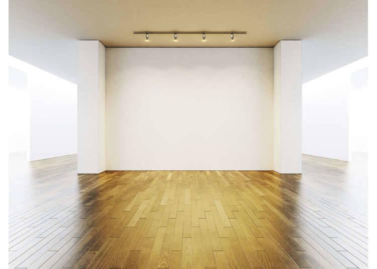 Menghayati karya seni selain dari di muzium seni