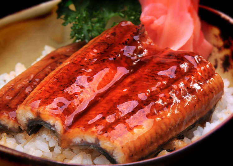 Food that Japanese people think is good for health and beauty