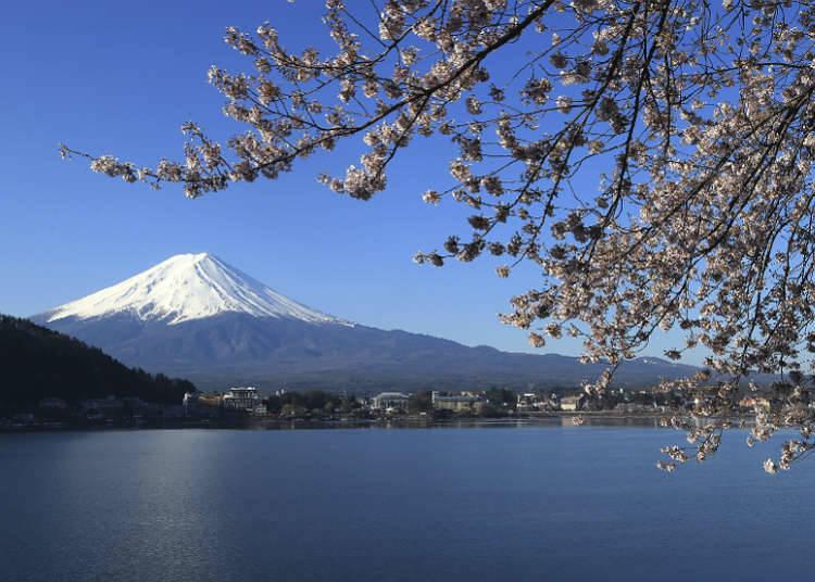 Sungai dan Danau yang Terkenal di Jepang