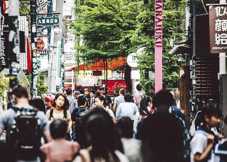 Kota-Kota Besar di Negara Jepang Saat Ini