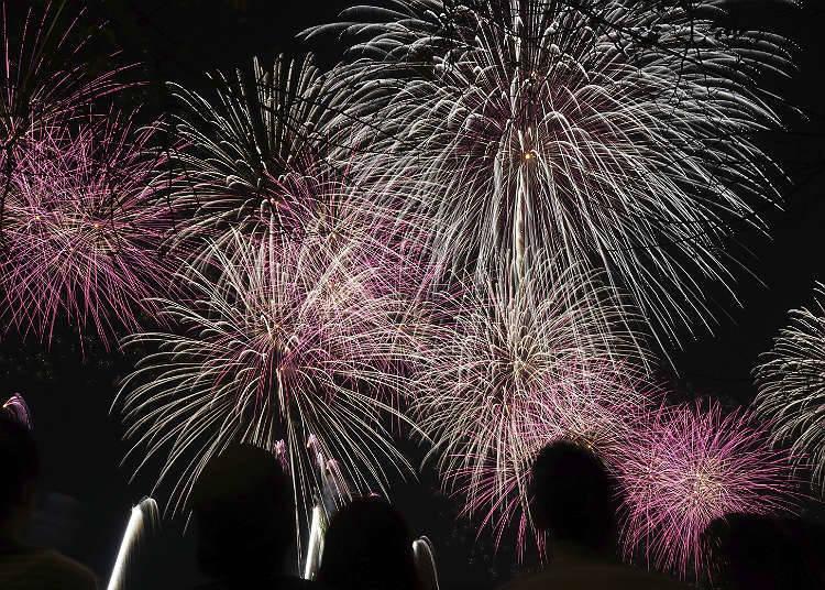 Kalender Kegiatan Tahunan di Shitamachi