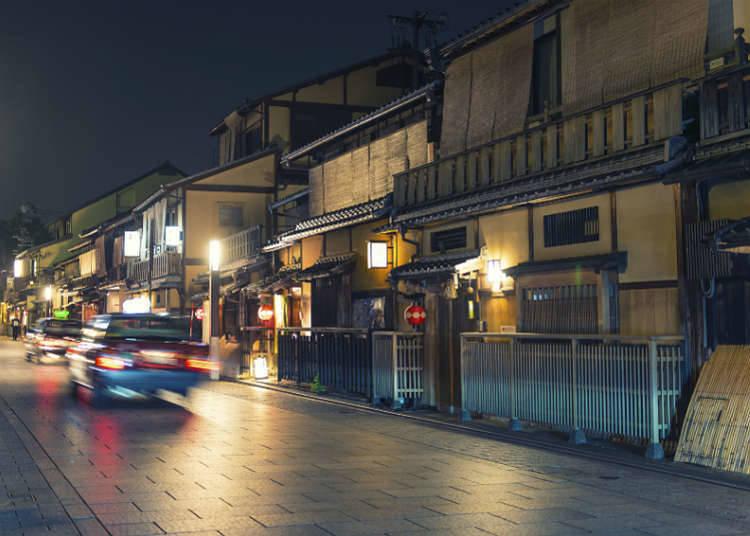 歴史的な街並みを観光する時のマナー