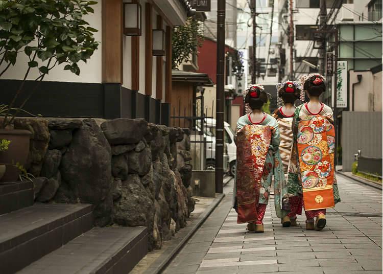 可以观赏到历史悠久街道的大城市