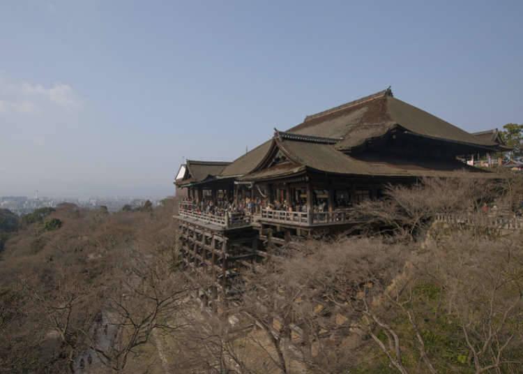 Kuil Buddha yang Menjadi Situs Warisan Budaya