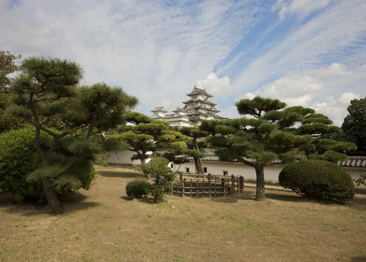 Kastel-Kastel di Jepang