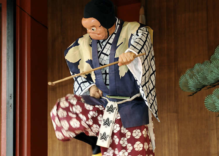 Warisan Budaya Tak Benda di Jepang