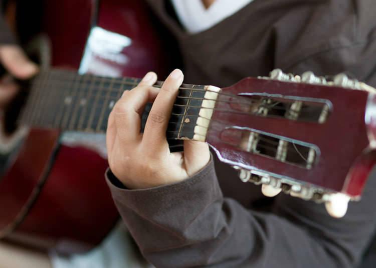 카페나 바에서 열리는 콘서트