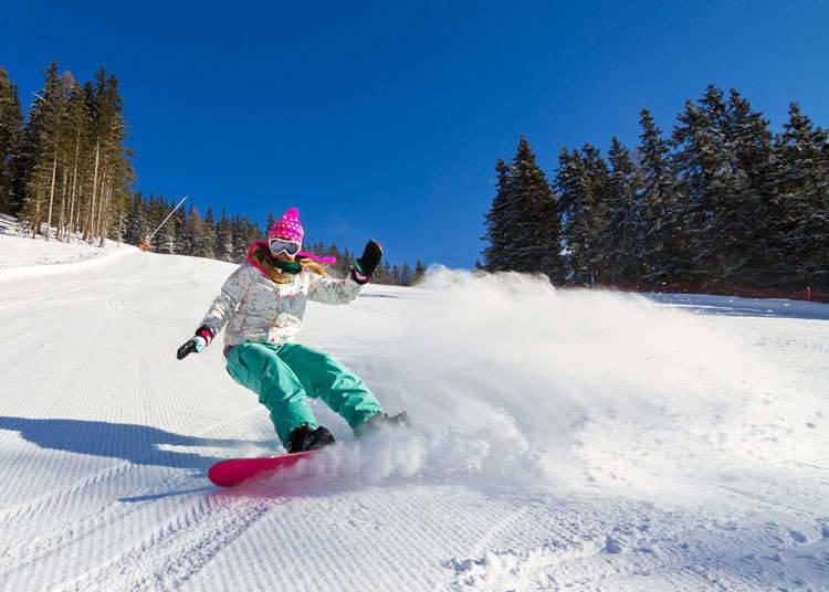 Winter sports in Japan