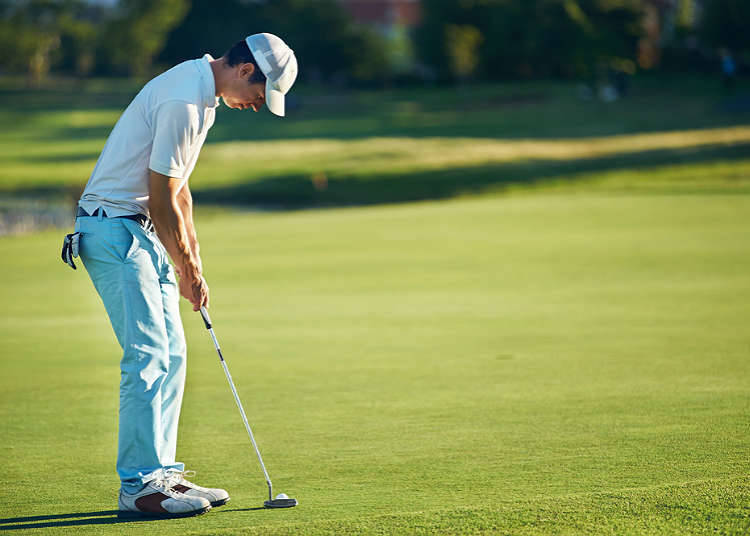 日本のゴルフとは