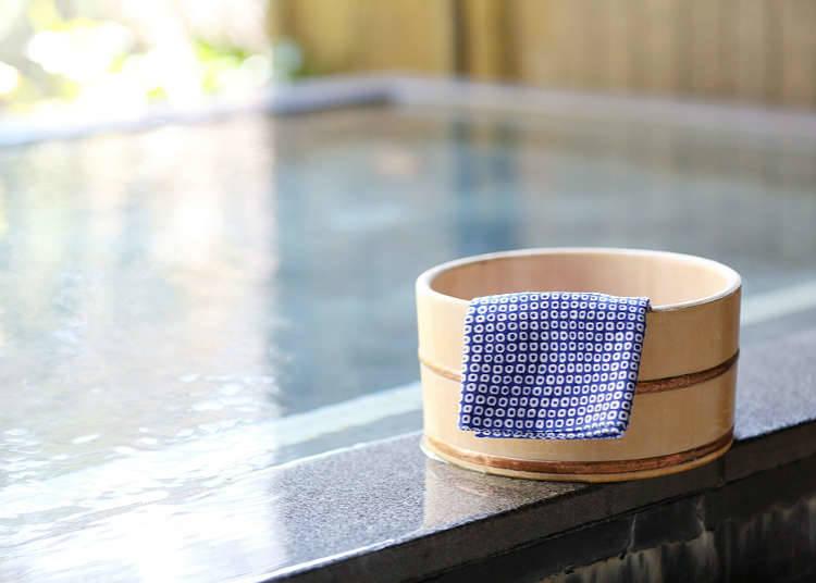 Cara menikmati onsen (kolam air panas) dan spa kesihatan