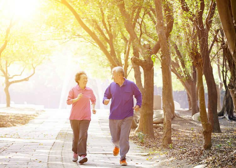 Cara menjaga kesihatan secara umum