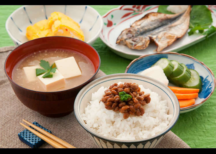 การทานอาหารของชาวญี่ปุ่น
