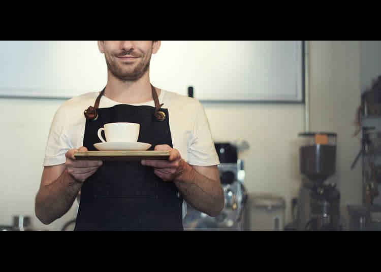 카페, 찻집의 마스터