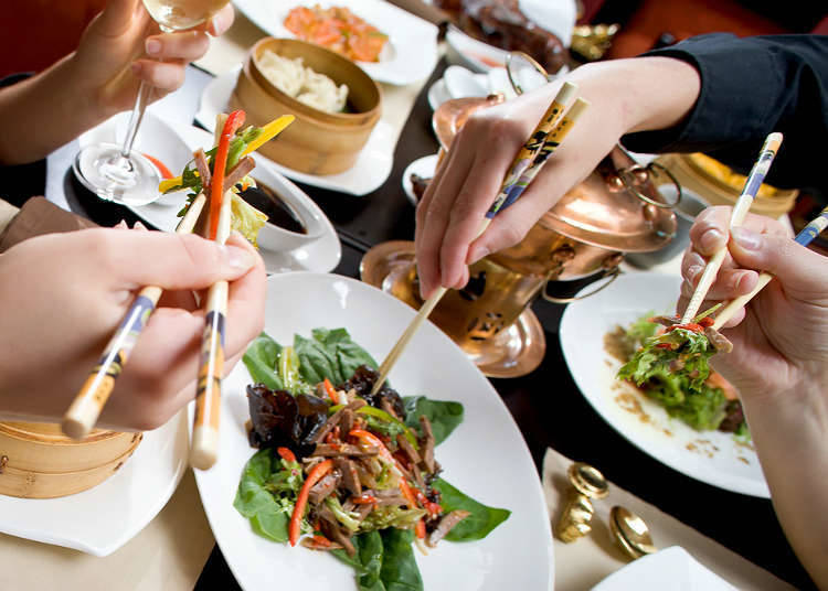 Cara menikmati makanan Itali dan Perancis di Jepun