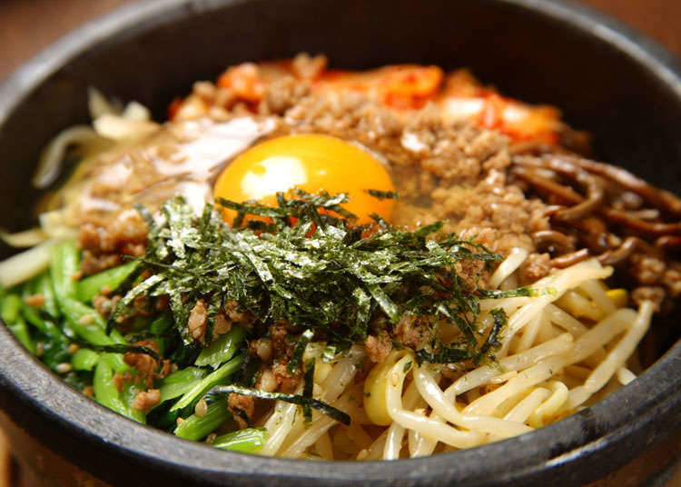 วิธีการในการสนุกเพลิดเพลินไปกับอาหารเกาหลีในประเทศญี่ปุ่น