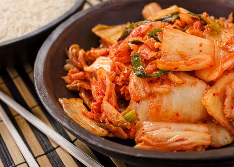 日本韩国料理的历史