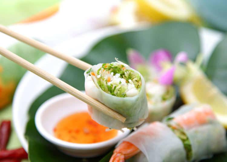 於日本享用多國籍料理