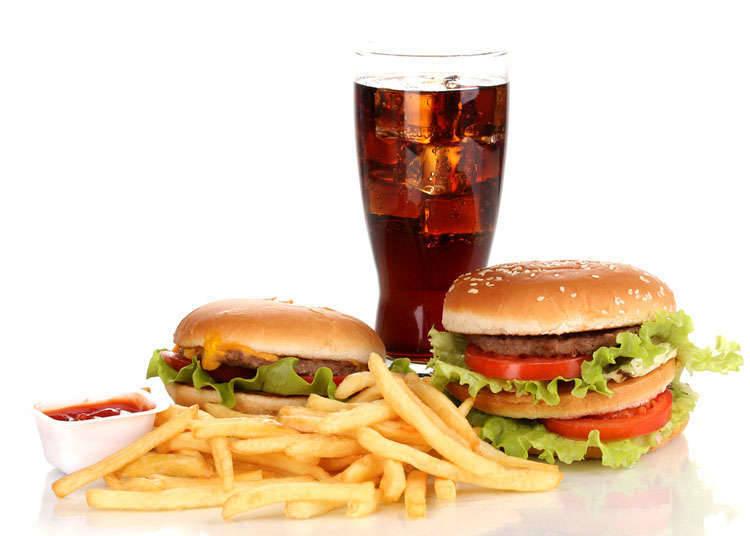 Popular family restaurants and fast-food restaurants in Japan