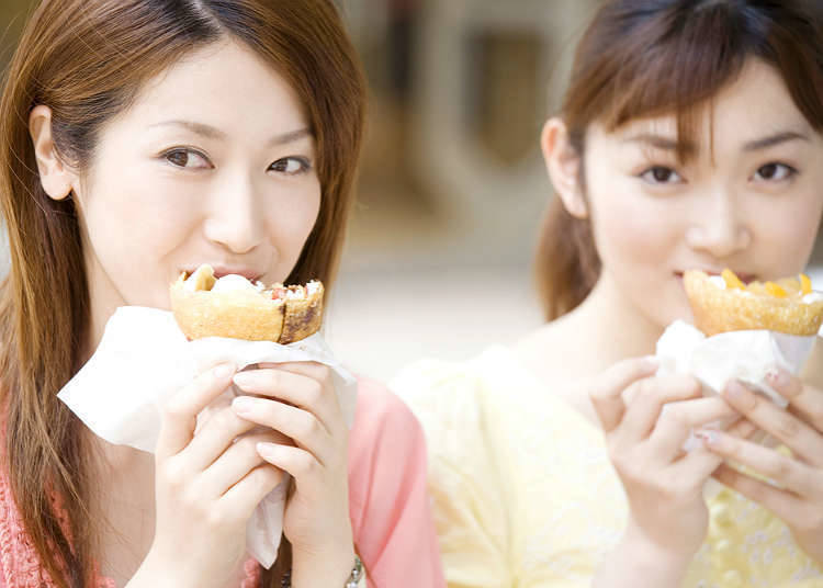 Cara makan krep