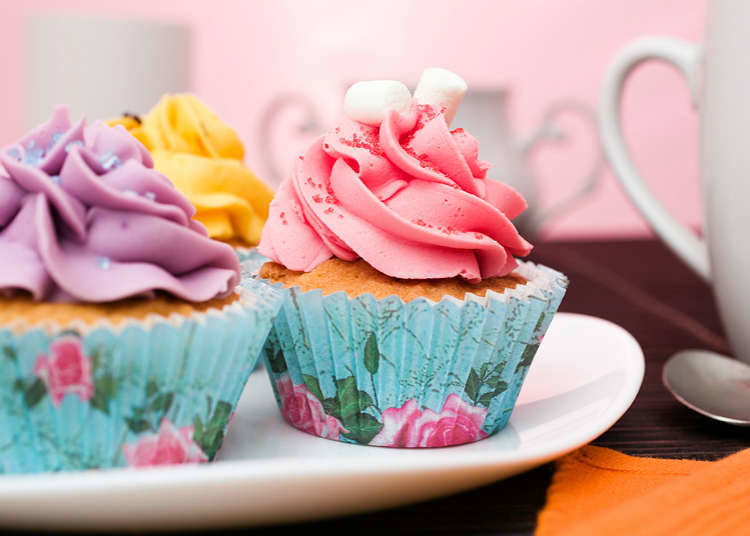 Places to have cakes