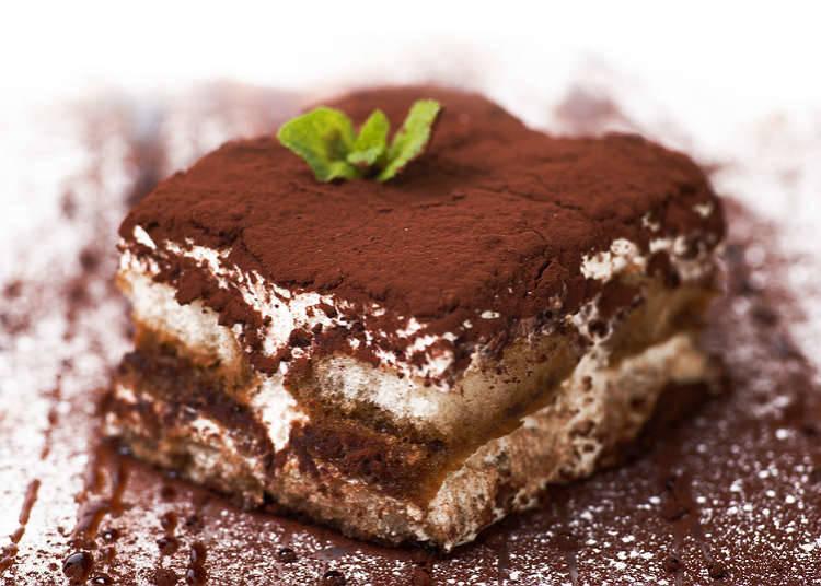 일본의 케이크 유행