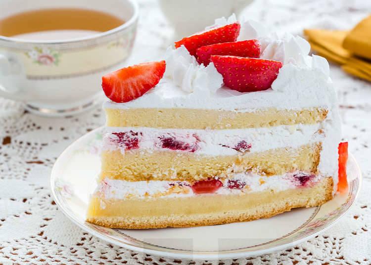 蛋糕的种类