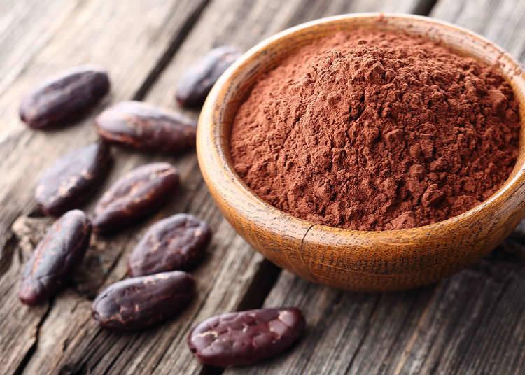 チョコレートが日本人に気に入られた理由