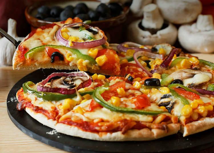 ピザの種類