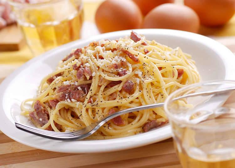 意大利面的种类