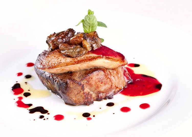 ฟัวกรา ซอเท (Foie gras Saute')