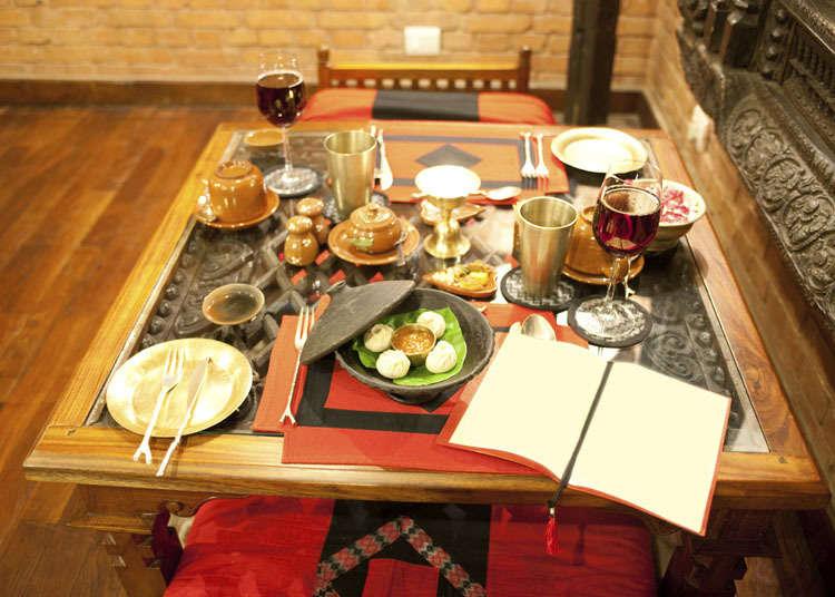 在日本想吃尼泊爾料理時