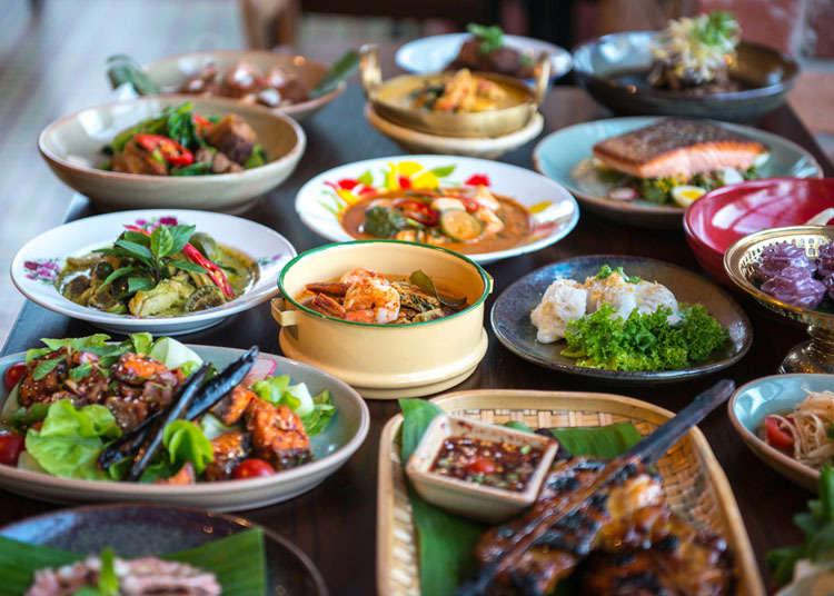 Where to Enjoy Thai Cuisine in Japan