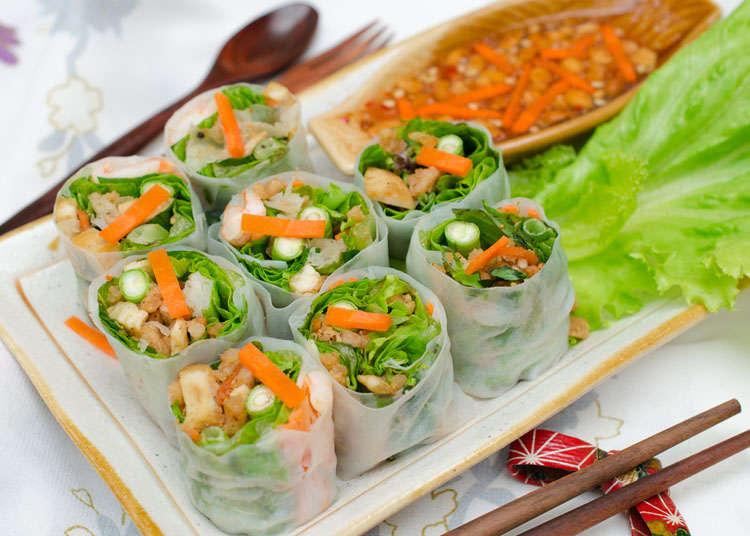 Vietnamese cuisine - LIVE JAPAN