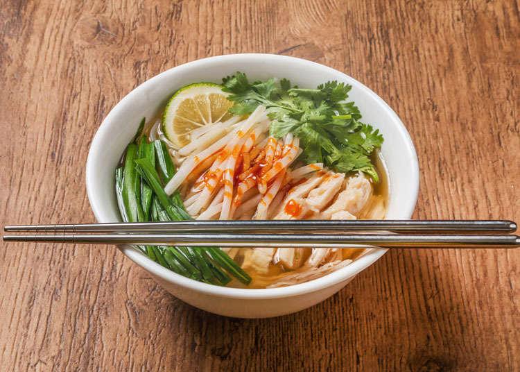 如果要在日本吃越南式料理