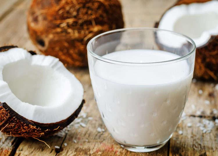 코코넛 밀크
