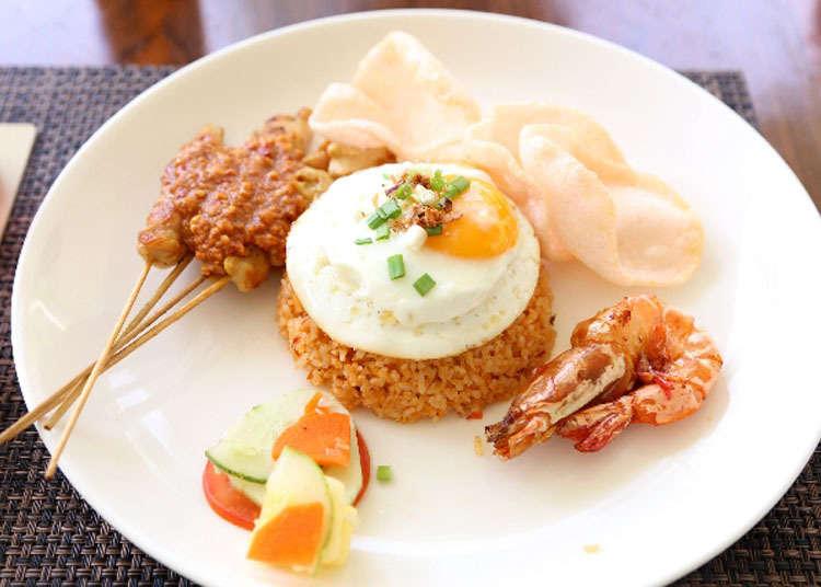 印尼料理的歷史