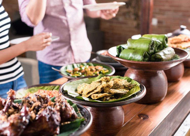 如果要在日本吃印尼式料理