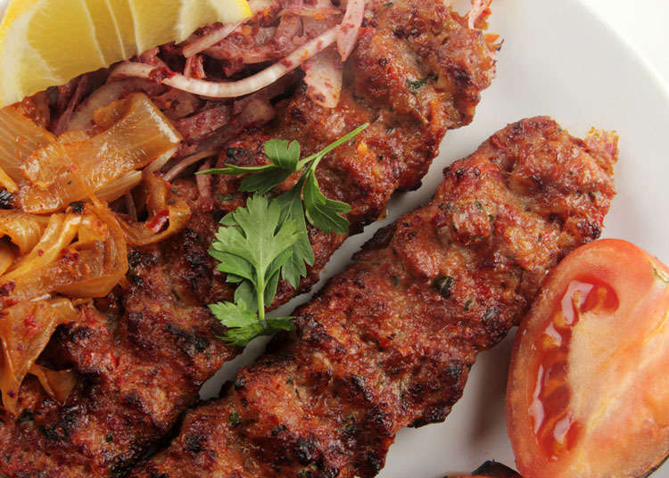 ประวัติของอาหารตุรกีในประเทศญี่ปุ่น