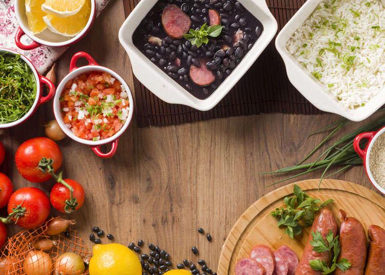 Makanan Brazil dan Amerika Selatan
