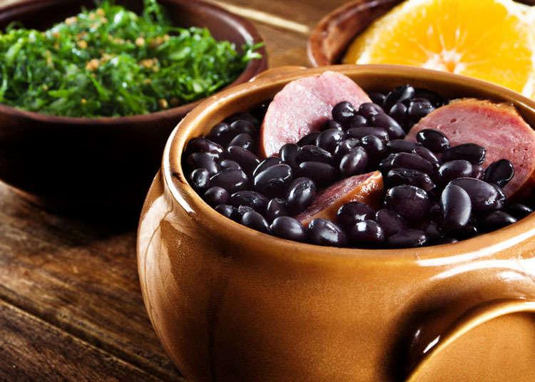 燉菜(黑豆與肉一同煮成的料理)