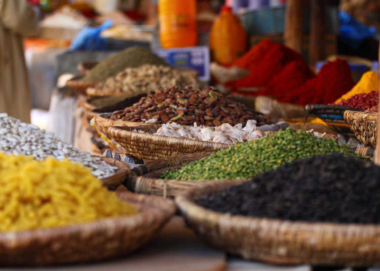 The history of Moroccan and African cuisine in Japan