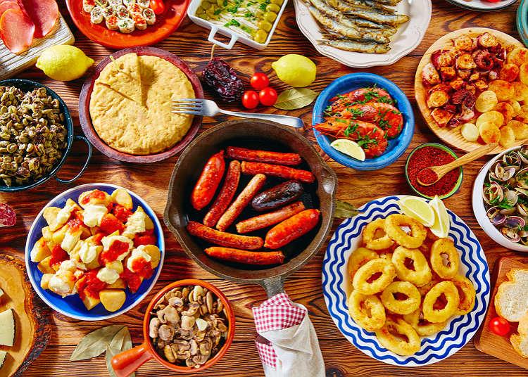 Masakan Sepanyol