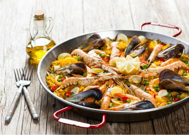 西班牙大鍋飯