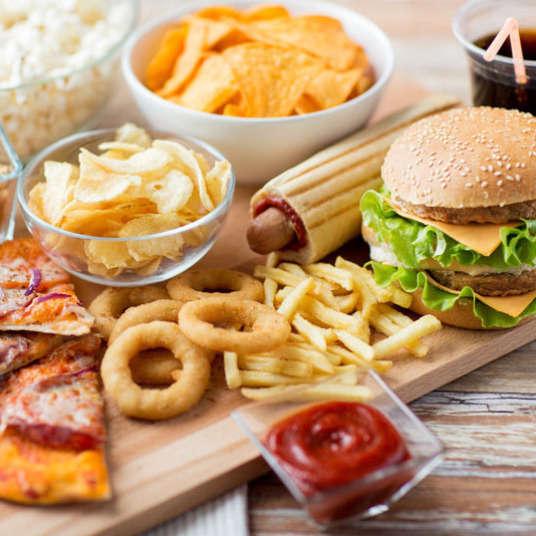 Makanan Amerika dan Hawaii