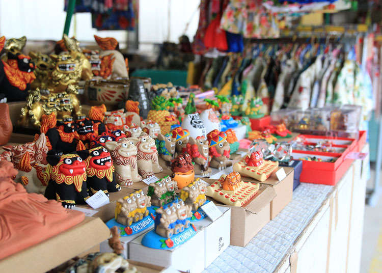 日本的土特产专卖店与特产直销店的不同
