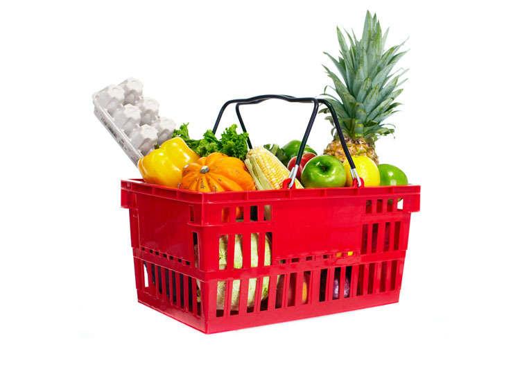 日本のスーパーマーケットで買える物