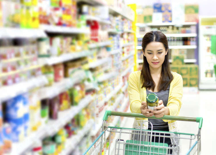 Features of discount stores