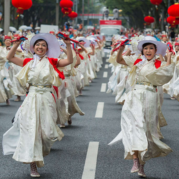 [2016] Dance Away the Heat with Tokyo's Festivals in August!
