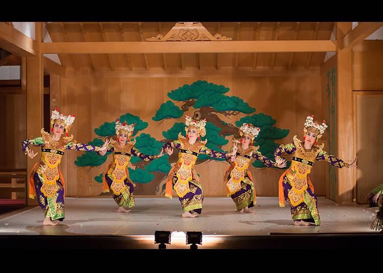 阿佐ヶ谷バリ舞踊祭